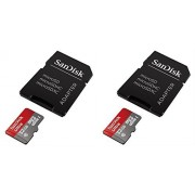 2 x Quantity of Samsung Galaxy Grand Prime 32GB Micro SD Memory Card SDHC Ultra Class 10 with Adapter up to 48MB s - FAST FROM Orlando Florida USA