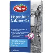 Omega Pharma Deutschland GmbH ABTEI Magnesium Calcium+D3 Depot Tabletten 42 St
