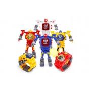 Kids' Transformer Robot Watch – 8 Colours!