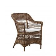 Sika-Design Trädgårdsstol charlot chestnut, sika-design
