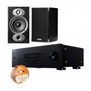 Kit Stereo HiFi Bluetooth Pioneer/Polk SX10AE/RTIA1