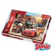 Trefl Puzzle 200 Cars (12-132083)