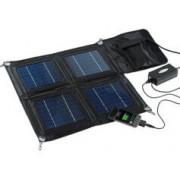 Revolt Panneau solaire mobile pliable - 15 W