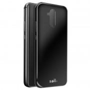 Capa de TPU Saii Premium Anti-Slip para Huawei Mate 20 Lite - Preto