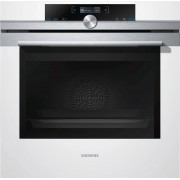 Siemens HB633GBW1J Forno da Incasso, 60cm, 71Lt, Multifunzione, Bianco