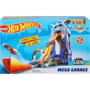 Set de joaca Mattel Hot Wheels Mega Garaj