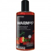 Dr.Dagmar Lohmann pharma + medical GmbH WARMup® Massageliquid mit Wärme-Effekt Erdbeer