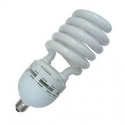 Lâmpadas Economizadoras Fluorescentes Espiral 105W E40