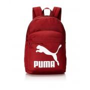 PUMA Originals Logo Backpack Red