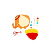 Hape Hape Crafts Pachyderm Purse, Do It Yourself Fun (Diy) Toy