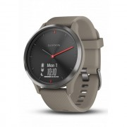 Garmin vívomove HR Sport Black with Sandstone Silicone