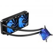 Liquid Cooling for CPU, Raidmax Cobra Series 240 - Intel/Amd, Ceramic Bearing, Aluminum (COBRA_240)