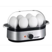 Cloer Äggkokare för 6 ägg- Aluminium Cloer