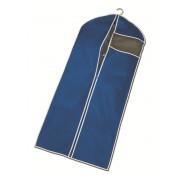Husa lunga pentru haine - BLUE