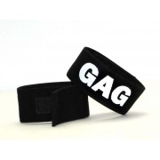 Cockstuff Fetish Max Gag C Ring Accessory CS-32-GAG