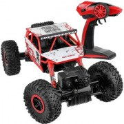 Remote Controlled Rock Crawler RC Monster Truck Four wheel Drive 118 Scale 2.4 GHZ By Bgc