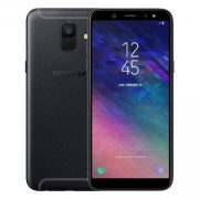 Samsung smartphone Galaxy A6 (2018) zwart