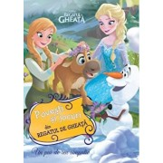 Regatul de Gheata - Povesti si jocuri din Regatul de gheata. Un pui de ren simpatic/***