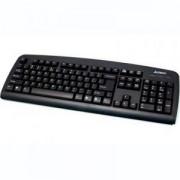 Ергоним. клавиатура A4 KB-720, тънка, USB, - A4-KEY-KB720USB
