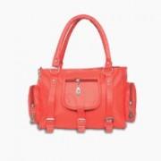 Cottage Women Red Shoulder Bag