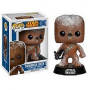 Funko Chewbacca Hoth - Star Wars Exclusive Pop! Vinyl Figure #06