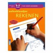 Lobbes Oefenblaadjes Rekenen (8-9 J.)