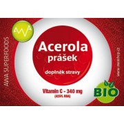 AWA superfoods Acerola prášok BIO 100g