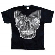 Big White Skull T-Shirt