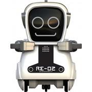 Silverlit Bluetooth Robot Pokibot - Whacky, White