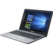 ASUS X541NA-GO125T Laptop(Intel PQC-N4200/4GB RAM/1TB HDD/16.5/Windows 10 Home) Silver