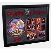 LP aláírással IRON MAIDEN - Number Of The Beast - ANTIQUITIESCA