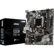 Matična ploča MB LGA1151 MSI B360M PRO-VH, PCIe/DDR4/SATA3/GLAN/7.1/USB 3.1