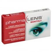 PharmaLens® Lentilles mensuelles sphériques (Dioptrie -1.00) 3 pc(s) 5425034450440