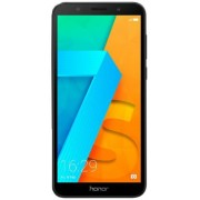 "Telefon Mobil Huawei Honor 7S, Procesor Quad-Core 1.5GHz, LCD Capacitive touchscreen 5.45"", 2GB RAM, 16GB Flash, 13MP, Wi-Fi, 4G, Dual Sim, Android (Negru) + Cartela SIM Orange PrePay, 6 euro credit, 6 GB internet 4G, 2,000 minute nationale si internation"