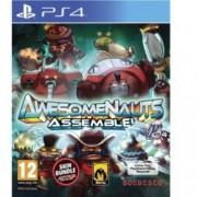 Awesomenauts Assemble, за PS4