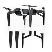 DJI Mavic Air Landing Gear Feet RCGEEK Upgraded Leg Extenders Height Extending Kit 1.8inch, 1 Set (for Mavic Air)