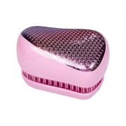 Tangle Teezer Compact Styler kompaktní kartáč na vlasy pro snadné rozčesání 1 ks odstín Sunset Pink pro ženy