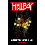 On Earth as It Is in Hell, Paperback/Brian Hodge
