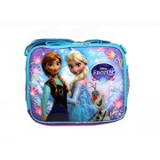 Purple and Blue Sisters Stick Together Disney Frozen Lunch Bag