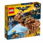 Lego Batman Movie L'attacco Splash di Clayface