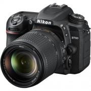 Nikon Kit Aparat foto DSLR D7500 cu Obiectiv 18 140mm F 3.5 5.6 G ED VR