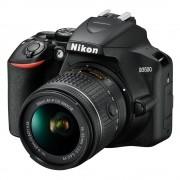 Nikon D3500 kamerahus + AF-P DX 18-55/3,5-5,6G + AF-P 70-300/4,5-6,3G ED