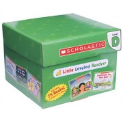 Teaching Resources, Scholastic Little Leveled Readers: Level D Box Set