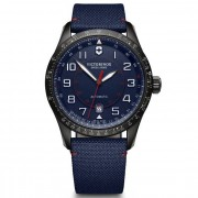 Victorinox Airboss Mechanical Reloj de aviador acero inoxidable