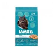Iams ProActive Health Indoor Weight & Hairball Care Dry Cat Food, 16-lb bag
