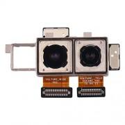 Shengkun mobile phone camera manufacturi Sustitución cámara del teléfono móvil Volver Frente a la cámara for Sony Xperia 5