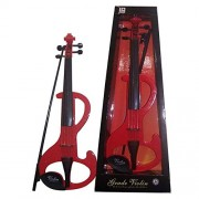 HATCHMATIC Battery Powered Emulational Violin Kids Educational Musical Instrument Early Music Education Toys for Children: 3