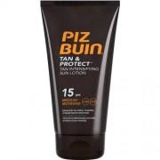 Piz Buin tan&protect sun lotion spf15, 150 ml
