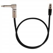 Shure WA 304 Cable de instrumento 0,75 m