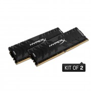 DDR4 16GB (2x8GB), DDR4 3333, CL16, DIMM 288-pin, Kingston HyperX Predator HX433C16PB3K2/16, 36mj